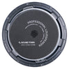 "Sound Town 12"" Cast Aluminum Frame High-Power Raw Woofer Speaker, 500 Watts Pro Audio PA DJ Replacement Subwoofer Low Frequency Driver (STLF-12120A)"