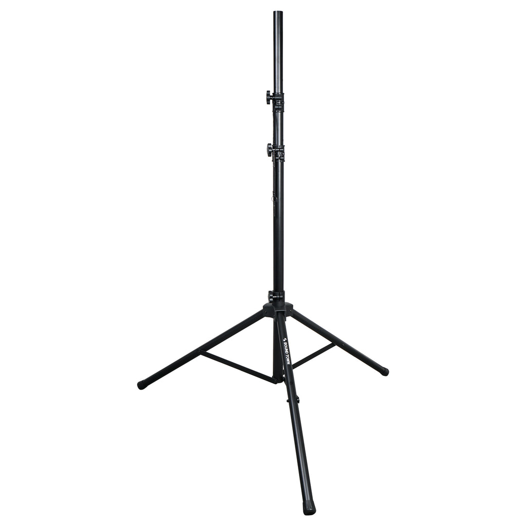 Sound Town STLS-011 Lighting Stand with Side Bars and Tripod Base - Portable