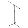 Sound Town STMD-60B Tripod Boom Microphone Stand - Adjustable Locking Knob