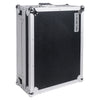 Sound Town STRC-SRLT DJ Controller Road Case with Sliding Platform, Wheels and Rubber Handles - Side Panel, On-the-Go, Luggage