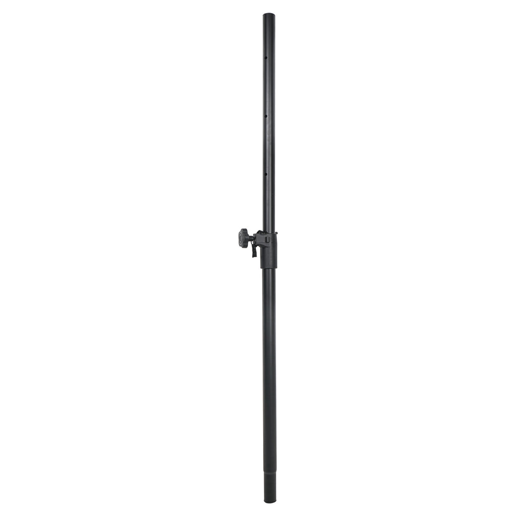 Sound Town STSDA-50B Subwoofer Speaker Poles with Adjustable Height and Safety Pins - MAX Height