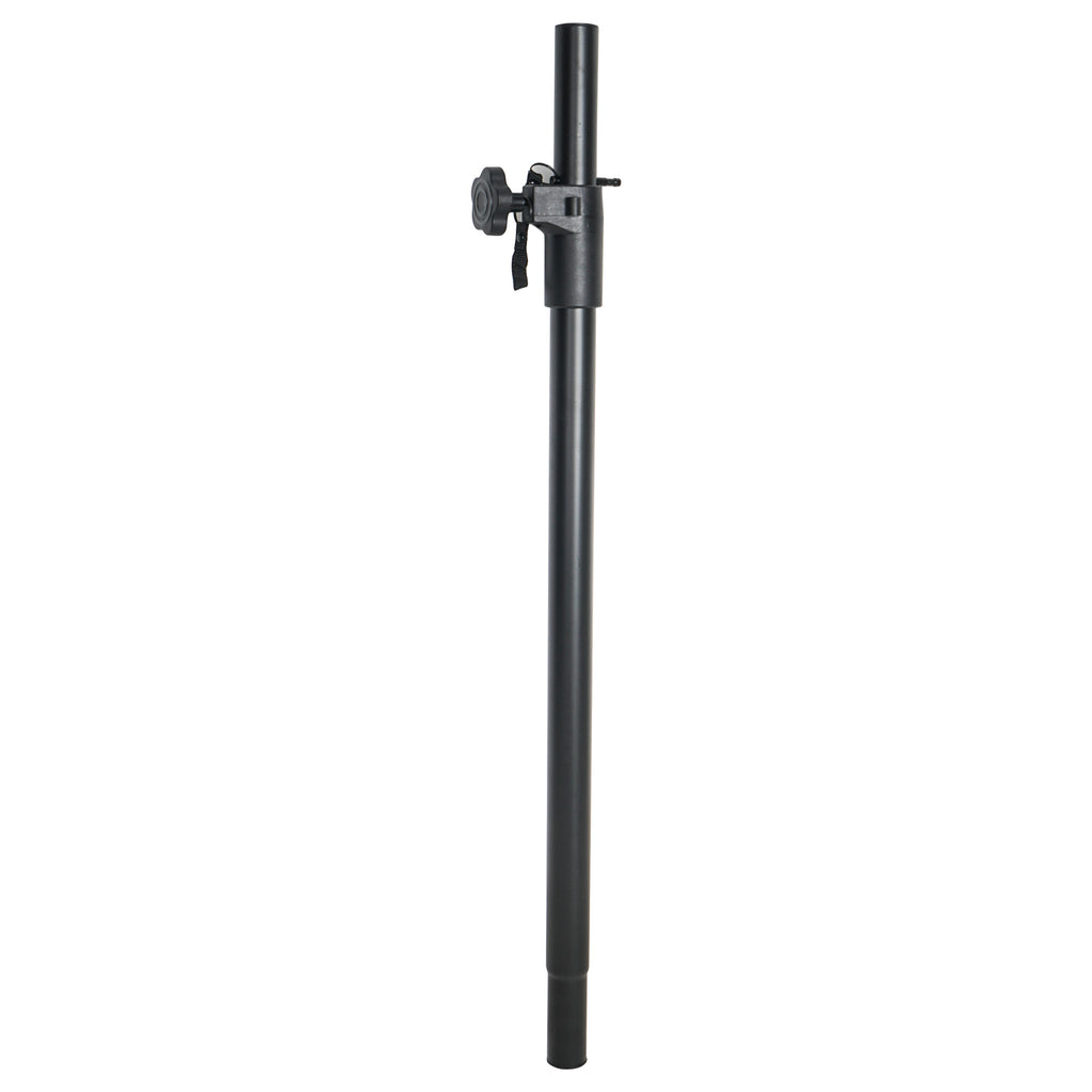 Sound Town STSDA-50B Subwoofer Speaker Poles with Adjustable Height and Safety Pins - MIN Height, 35mm, 38mm