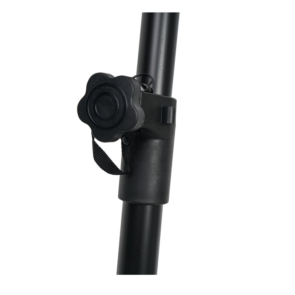 Sound Town STSDA-M54B Pair of Subwoofer Speaker Poles with Adjustable Height and M20 Thread - Adjustable Height Knob