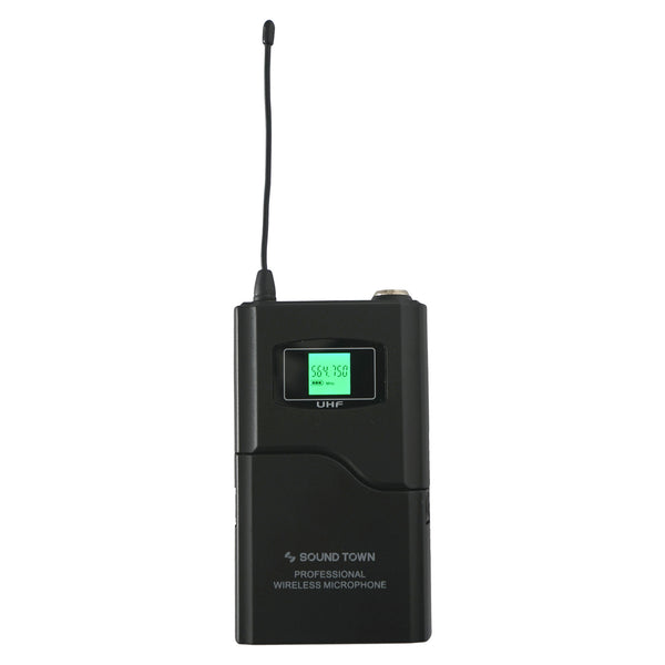 Bodypack Transmitter for SWM20-U2 Wireless Microphone Systems (SWM20-BP)