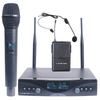 SWM12-U2 Series <br/>Sound Town Professional Dual-Channel UHF Handheld Wireless Microphone System, for Church, Business Meeting, Outdoor Wedding and Karaoke
