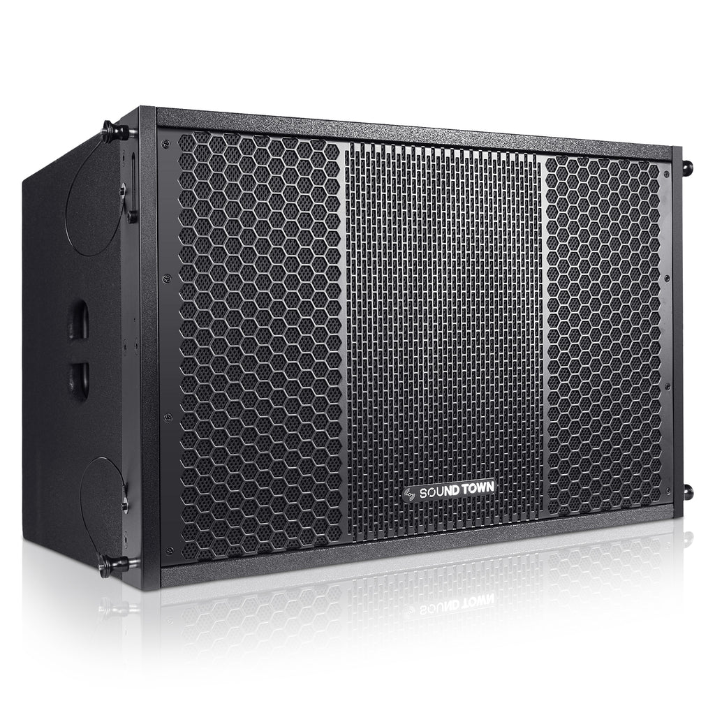 "ZETHUS-115S ZETHUS Series 15"" 1000W Passive Line Array Subwoofer - Right Panel"