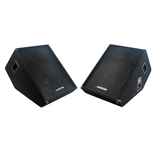 "CALLISTO-15M-PAIR <br/> CALLISTO Series 2-pack 15"" Passive Stage Monitor Speaker"