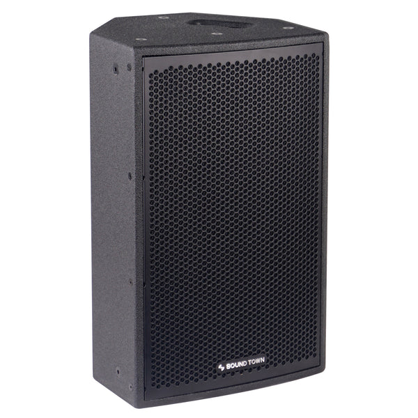 "CARME-110B <br/> CARME Series 10"" 450W 2-Way Professional PA DJ Monitor Speaker w/ Compression Driver for Installation, Live Sound, Karaoke, Bar, Church"