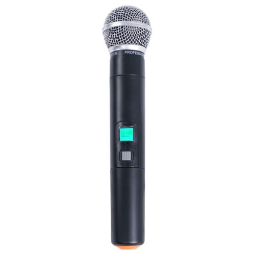 Handheld Microphone for SWM20-U2 Series Wireless Microphone Systems (SWM20-HH)