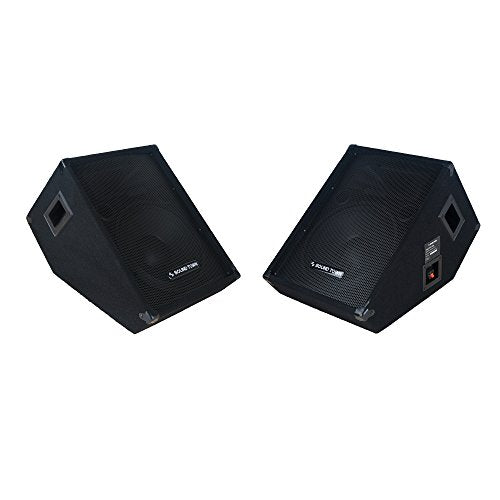 "CALLISTO-12M-PAIR <br/> CALLISTO Series 2-pack 12"" Passive Stage Monitor Speaker"