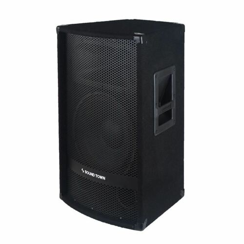 "METIS-112<br/> METIS Series 12"" 600W 2-Way Full-range Passive DJ PA Pro Audio Speaker with Compression Driver for Live Sound, Karaoke, Bar, Church"