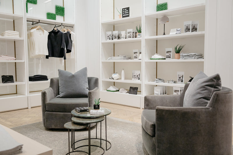 Club Monaco x RECESS 5th Avenue Flatiron Pop-up