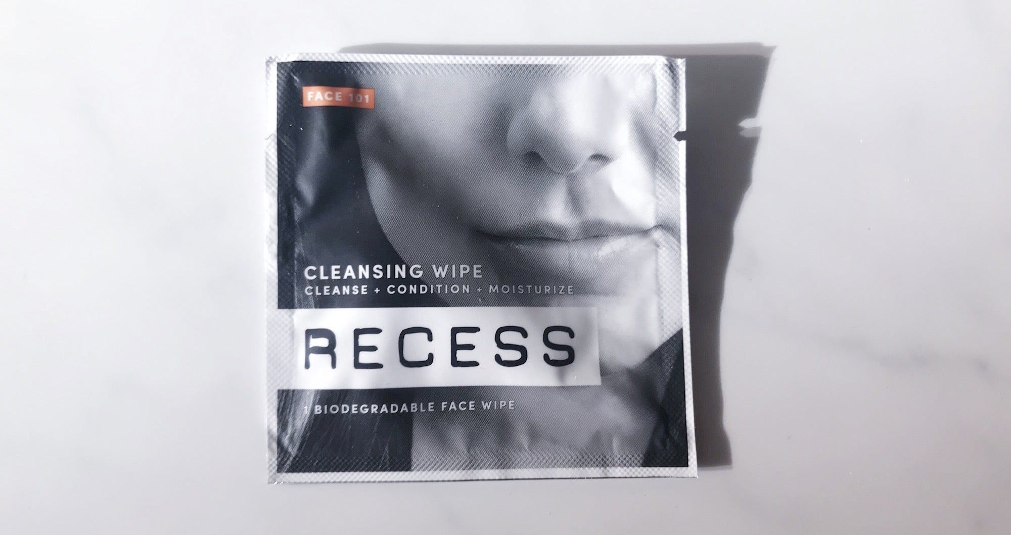Face 101: The Original RECESS Face Cleansing Wipe
