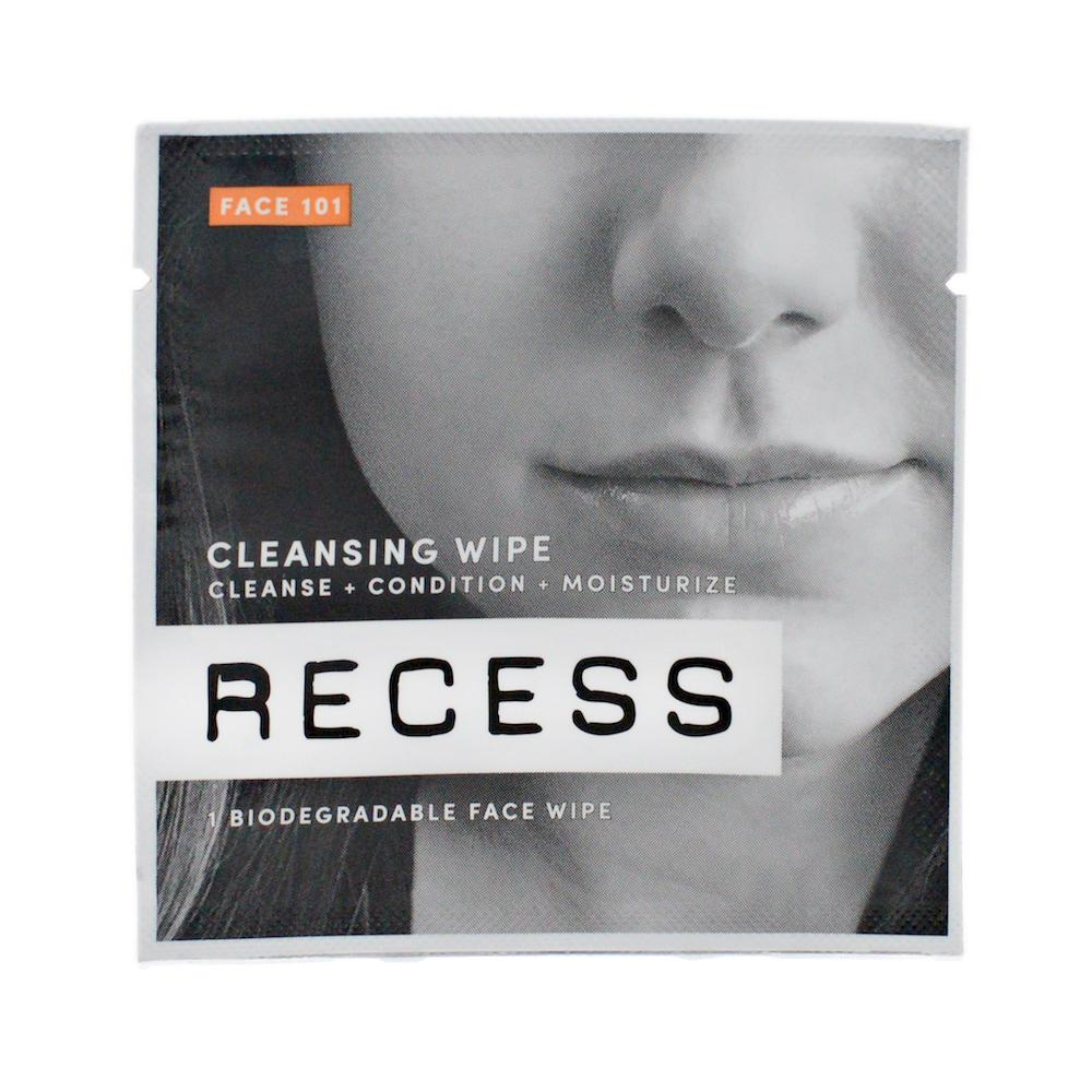 FACE 101: Cleansing Wipes (Pack of 15) (629695873056)