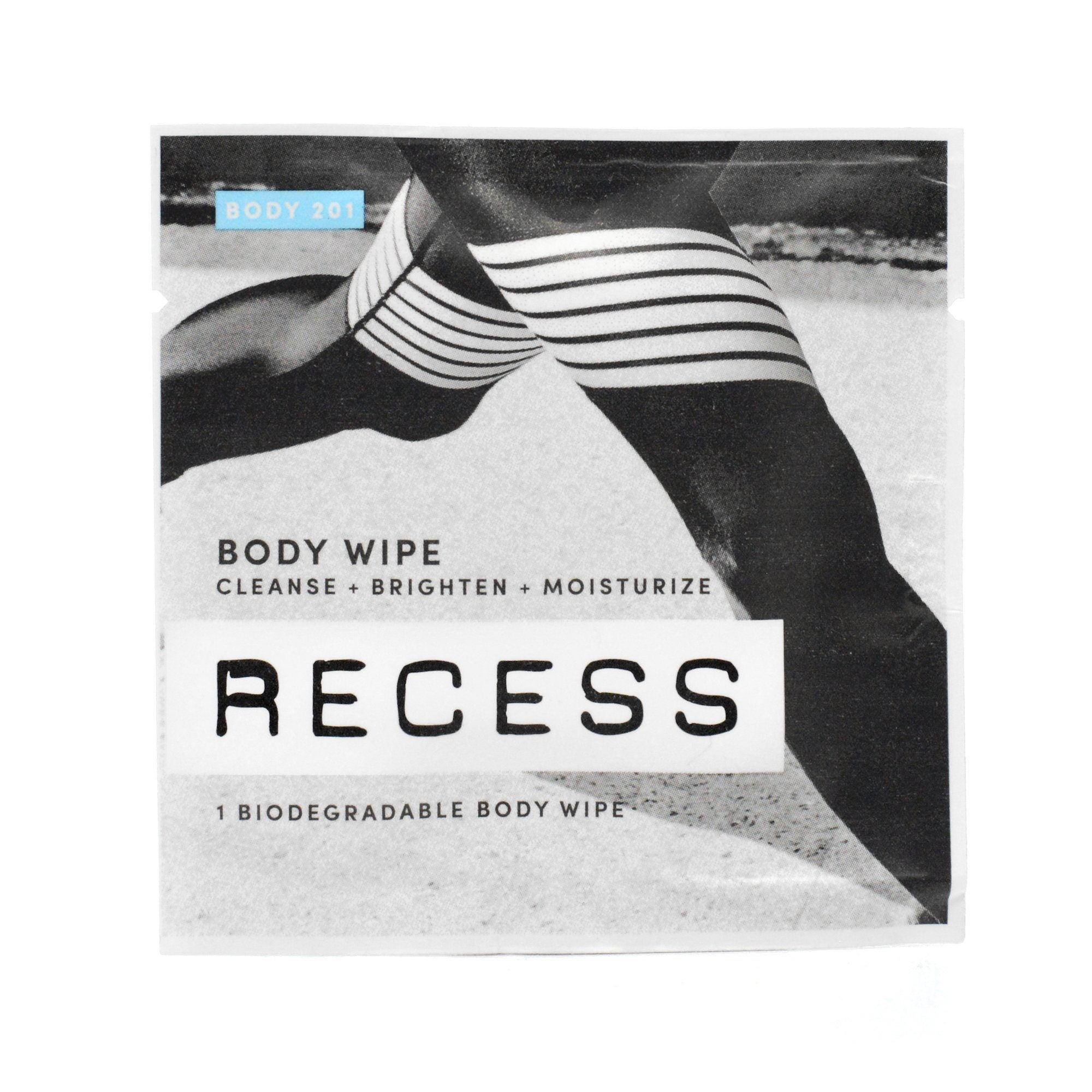 BODY 201: Body Wipes (Pack of 15)