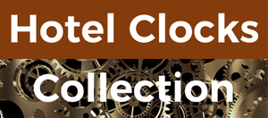 Hotel Clocks Collection