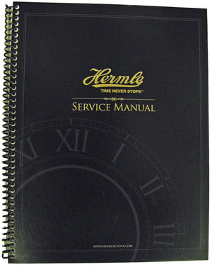 Hermle Clock Service and Repair Manual New Edition