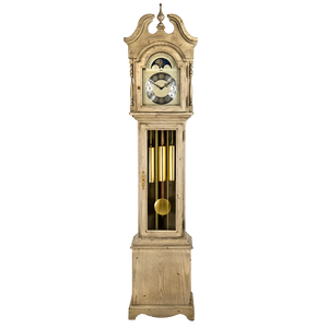 Hermle Grandmother Clock DIY Kit, 451 Chain Driven Westminster Chime Movement, Oak
