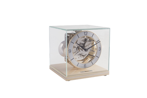 Hermle CLARKE Modern Table Clock MAPLE, Limited EDITION, LAST ONE