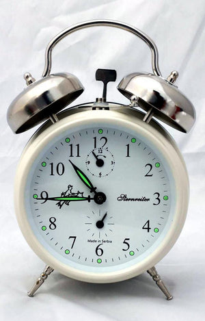Alarm Clock - Series CREMA MM 111 602 31