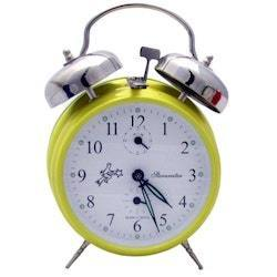 Alarm Clock - Sternreiter Double-Bell 111 602 38, Yellow