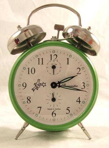Alarm Clock - Sternreiter Double-Bell MM 111 602 34