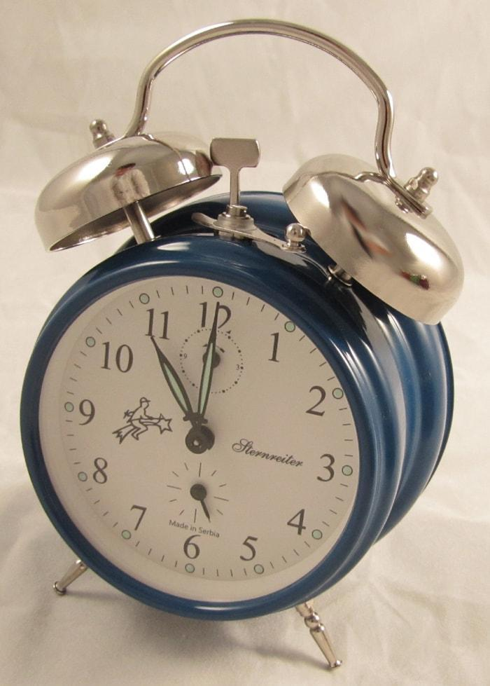 Alarm Clock - Sternreiter Double-Bell MM 111 602 36