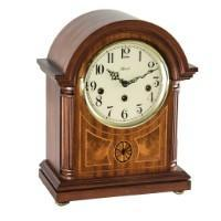 Hermle CLEARBROOK Mechanical Mantel Clock #22877070340, Mahagony