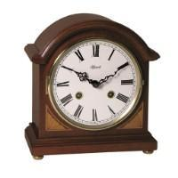 Classic Mantel Clocks - Hermle LIBERTY Mechanical Barrister Mantel Clock #22857N90130