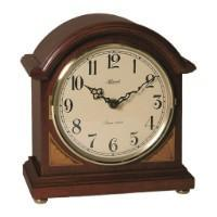 Classic Mantel Clocks - Hermle WINDFALL Quartz Barrister Mantel / Table Clock 22919N9Q