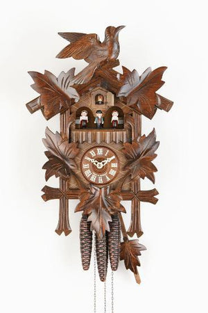 Cuckoo Clock - Bird And Leaf 1301