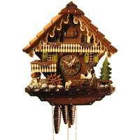 Sternreiter Beer Drinker Black Forest Mechanical Cuckoo Clock #1319