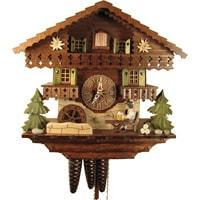 Cuckoo Clock - Sternreiter Beer Drinker Black Forest Mechanical Cuckoo Clock #1391