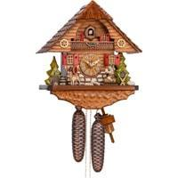 Cuckoo Clock - Sternreiter Beer Drinker Black Forest Mechanical Cuckoo Clock #8248
