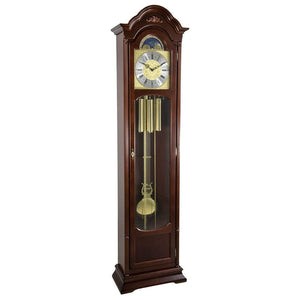 Grandfather Clock - Hermle ATHERTON Grandfather Clock 01231030451, Walnut