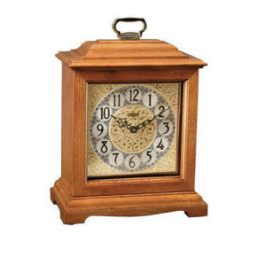 Kit - Hermle Bracket-Style Mechanical Mantel Clock Complete DIY Kit, AUSTEN Mantel Clock