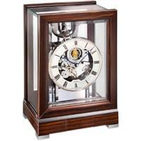 Mantel / Mantle / Table Clock - Kieninger 1713-57-01 250 Limited Edition TOURBILLON BELLS Mantel Clock With Nested Bell And Triple Chimes