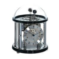 Hermle TELLURIUM II Mechanical Table Clock #22823740352, Black