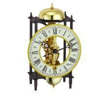 Modern Design Mantel Clocks - Hermle KEHL Mechanical Skeleton Table Clock 23003000711