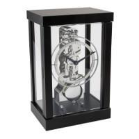 Modern Design Mantel Clocks - Hermle KOLTON Table Clock 23048740791, Black