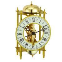 Hermle LAHR Mechanical Skeleton Mantel Clock #23004000711