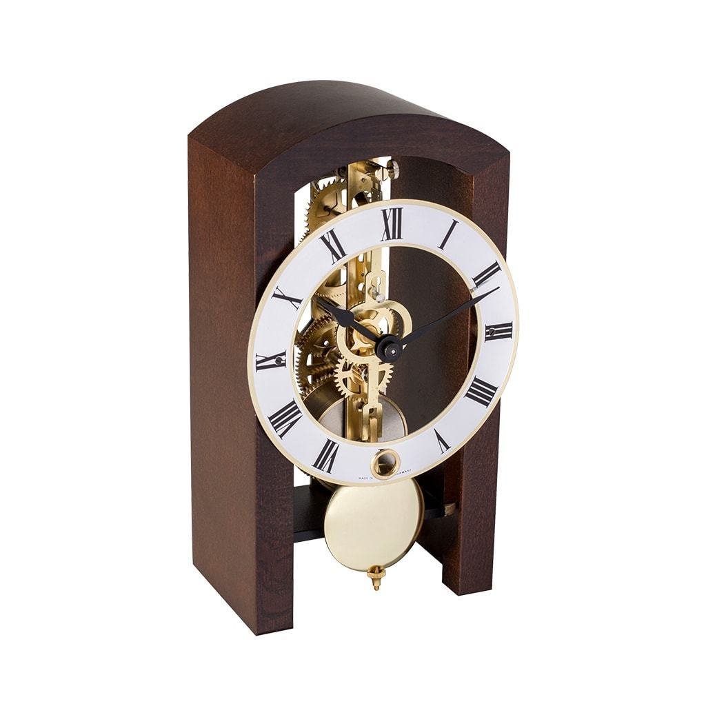 Order Hermle Patterson Mechanical Table Clock Lowest Price