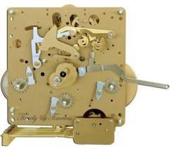 Hermle Clock Movement 1051-020 Gearing 11cm with Pendulum