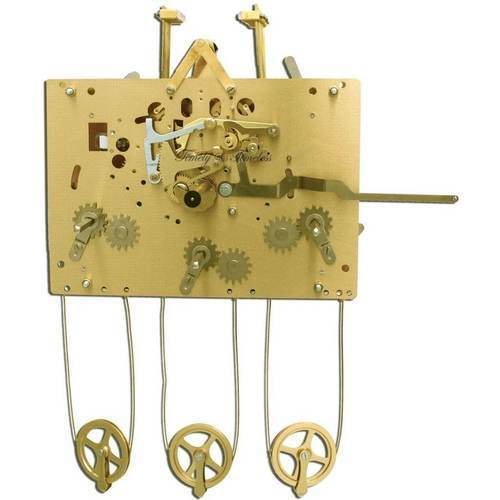 Hermle Clock Movement 1161-853CSK / BS Gearing 94, 100 or 114cm