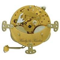 Movement - Hermle Clock Movement 130-020 NB
