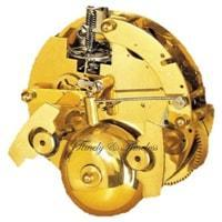 Movement - Hermle Clock Movement 130-677 NB