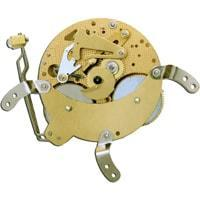 Hermle Clock Movement 131-030 Gearing 21, 32.5, 35, 39, 45 or 55cm NB
