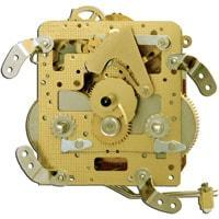 Hermle Clock Movement 141-010 Gearing 11cm DB with Pendulum