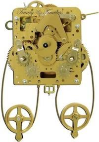 Hermle Clock Movement 241-840 Gearing 75, 85 or 94 cm