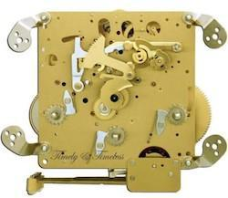 Movement - Hermle Clock Movement 351-020 Gearing 11, 25, 31, 32, 34, 38, 43, 45, 48, 55, 66 Or 75cm